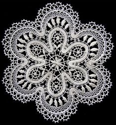 Красивые кружевные салфетки для сервировки стола. Bruges, Lace Patterns, Bobbin Lace, Needlepoint, Decoupage, Gifts, Romanian Lace, Couture Embroidery, Lace
