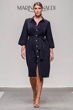 Mature Women Fashion, Curvy Fashion, Plus Size Fashion, Womens Fashion, Plus Size Dresses, Plus Size Outfits, Curvy Outfits, What To Wear, My Style