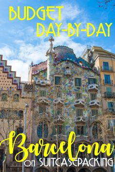 As you know by now, we are no so keen on living on our very lowest financial limits. We do love to live cheap but get the most out of it,. Traveling Tips, Do Love, City Photo, Barcelona, Canning, World, Barcelona Spain, The World, Home Canning
