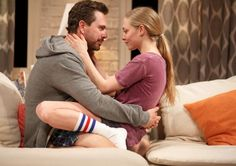 Deadline Hollywood review of The Way We Get By: Stop the presses, Neil LaBute has a heart, possibly. In his new play, The Way We Get By, no women are humiliated, no gay men are beaten up, and the only abuse unleashed is directed at an absent housemate.