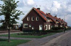 J van der Veerstraat  Julianadorp 1971