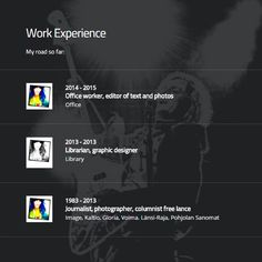 me & Branded.me -sivuilla olevat työkokemukseni Satu, Columnist, Graphic Design, Photography, Image, Photograph, Photo Shoot, Fotografie, Fotografia