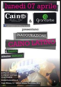 Riparte il Lunedì Latino del Caino http://www.nottiromagnole.it/?p=13007