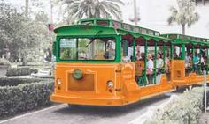 Old Town Trolley Tours - St. Augustine Florida Tour Services