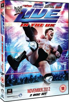 Television Review: WWE - Live in the UK November 2012 (DVD)