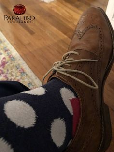 #ParadisoInsurance Cool Socks, Oxford Shoes, Dress Shoes, Lace Up, Fashion, Moda, Fashion Styles, Fashion Illustrations, Professional Shoes