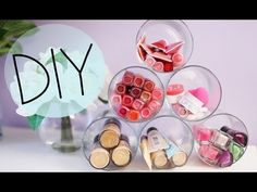 Stylish DIY Glass Jewelry Display Tutorials