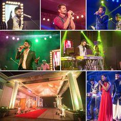 """Night full of stars."" Sanam re fame singer Mithoon Sharma and team at Angad & Ritika's Reception, Nagpur.  Jabs Inc. Studio Photography  #JabsInc #photography #wedding #reception #candidphotographer #candidphotography #singers #indianidol #mithoonsharma #sanamre #sufi #bollywood #lovers #stag #fullofstars #edengreenz #udaipurwedding #udaipur #nagpur #irfanmohamed #gajendra"