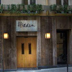 Hidden Hotel @ Paris