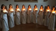 Women with light. By Gerd Asphaug