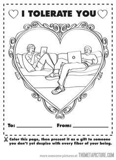 Introvert valentine