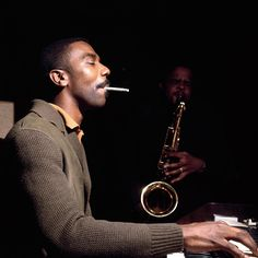 Jimmy Smith and Stanley Turrentine