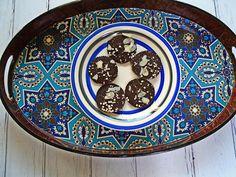Nyers karob csoki - Cooking With Fantasy Decorative Plates, Cooking, Tableware, Home Decor, Paleo, Fantasy, Desserts, Kitchen, Tailgate Desserts