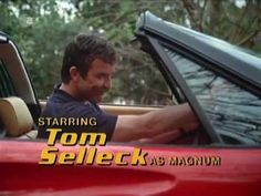 Magnum P.I. intro. Ahhh, the shows I grew up watching....now I don't watch anything, because there is nothing good.