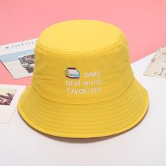 04595679edf Hats Women Sun Shade Harajuku Chic Kawaii Embroidery Casual Fashion  Students Cute Hat Womens All-