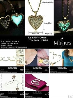 New lot! Look glamourous!  Dress simple  Visit us: https://m.facebook.com/Minkys-1517888655135715/