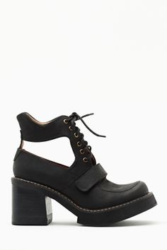 Exeter Cutout Boot by Jeffrey Campbell