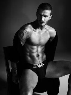David Beckham for Emporio Armani