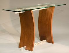 Console Table From Nathan Hunter Design