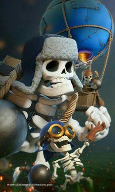 Esqueletos 🙌
