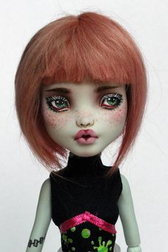 MH Frankie der OOAK custom repaint doll