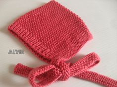Ready to Ship Hand Knit 'Alvie' Pixie Style Hat in by MacandPeach, $18.00