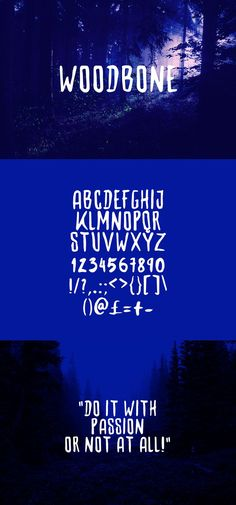 Designed by Alan Yoshimura Pires, this impressive Woodbone, a free brush font, might come in handy to get the design job done. Font Free, Brush Font, Typography Inspiration, Letters, Designer Fonts, Letter, Lettering, Calligraphy