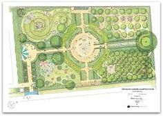 medieval garden design - Google Search