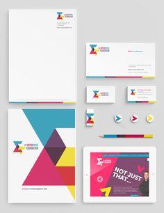 Enterprise stationery pack and folder