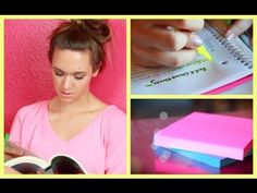 Back to School ♡ Study and Organization Tips
