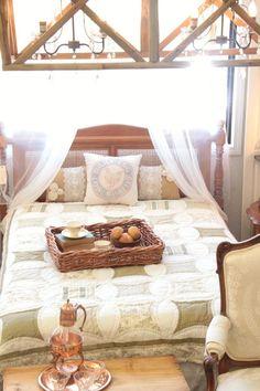 Inviting Bedroom Vignette | ReBlessed Poplar Bluff, MO