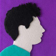 Jacopo Rosati0- He cuts felt and designs cool stuff!