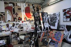 Fariba Safai' S Studio