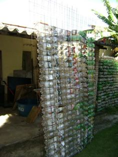 Green Home Building: Recycling Glass Bottles
