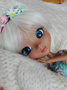 Meet Nany, custom Pullip doll mocha #pullip #pullipdoll #pullipmocha  #custompullip #magdalenasdolls #mkittelova@gmail.com