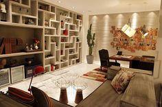Estantes modernas e versáteis – confira as novas propostas para sua casa!