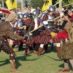 La Battaglia di Scannagallo a Pozzo della Chiana, RievocazioniArezzo