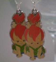 Pebbles Flintstones Earrings So Cute FREE by KirasCreations, $12.00