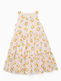 toddlers' orangerie midi dress by kate spade new york