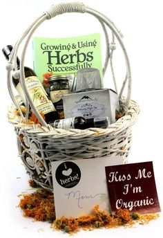 Mother's Day Gift guide from Mountain Rose Herbs.