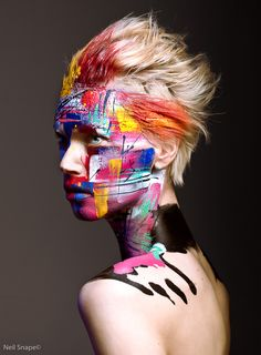 """Finger Paint"" 