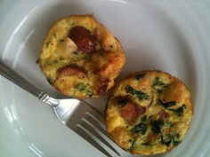 Weeknight Meals and More: Week 56, Recipe 4: Muffin Tin Frittatas
