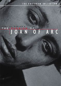 The Passion of Joan of Arc. A film by C.T. Dreyer.