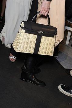 Hermes picnic bag