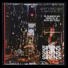 """Nicolas Jaar, """"Siren's Out"""""""