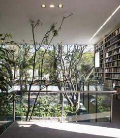 Elena Garro Cultural Centre by Fernanda Canales and Arquitectura.