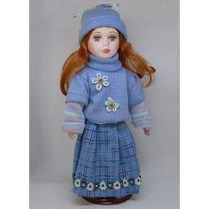 Porcelánová bábika Eliška 32 Harajuku, Style, Fashion, Moda, La Mode, Fasion, Fashion Models, Trendy Fashion