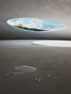 The most amazing experience-The Teshima Art Museum di Ryue Nishizawa