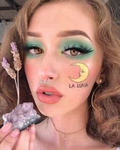 contoured makeup looks Cute Makeup Looks, Makeup Eye Looks, Perfect Makeup, Gorgeous Makeup, Pretty Makeup, Makeup Goals, Makeup Inspo, Makeup Art, Makeup Inspiration