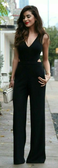 Amazing black outfit
